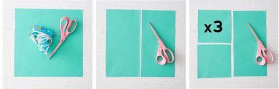 درست کردن کاغذ کشی تزیینی مدل دایره ای