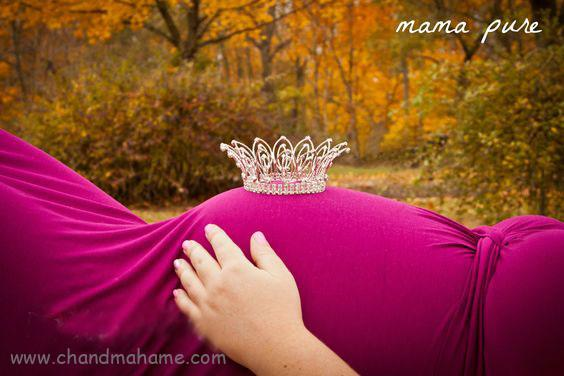 ژست عکس بارداری خلاقانه مادر - چندماهمه