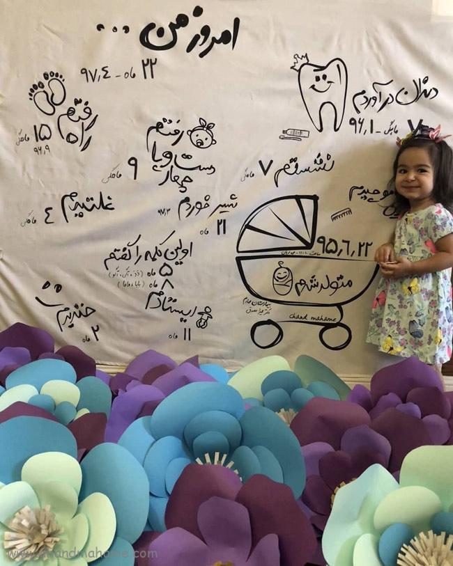 مراحل رشد نوزاد در سال اول زندگی - پارچه خاطره های چندماهمه