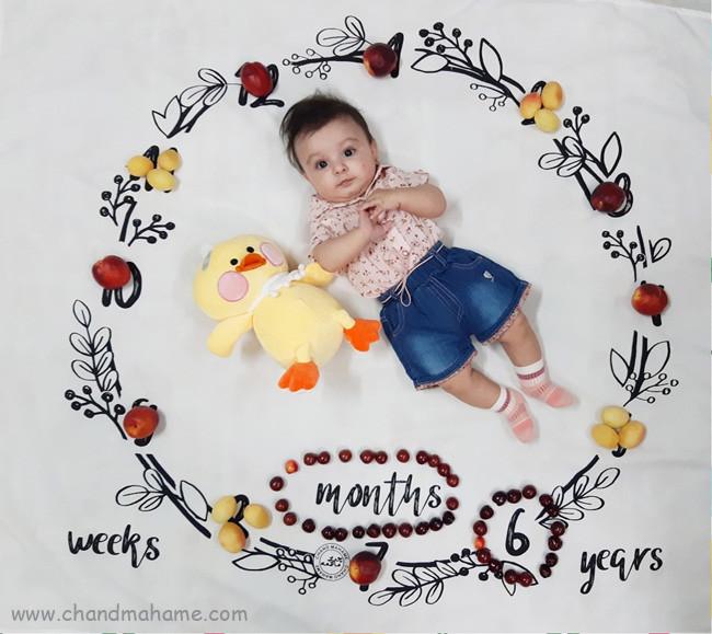 ایده عکاسی از نوزاد در فصلها و مناسبتهای مختلف