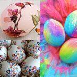 آموزش درست کردن تخم مرغ رنگی - چندماهمه