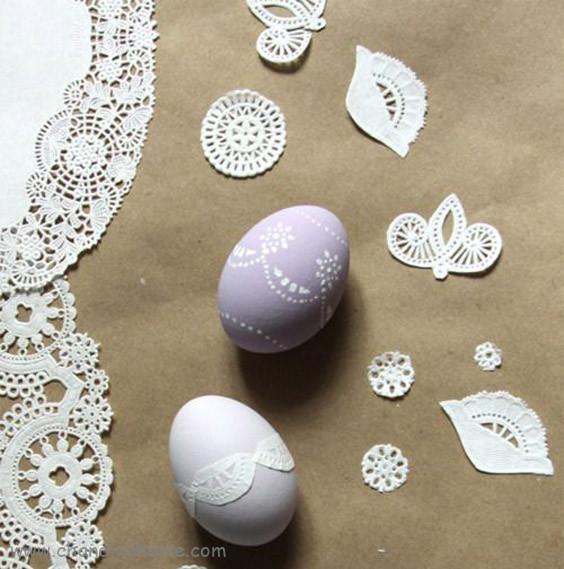 آموزش درست کردن تخم مرغ رنگی با تور - چندماهمه