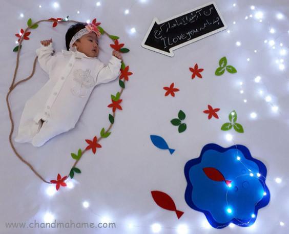 تم و تزیینات عید نوروز