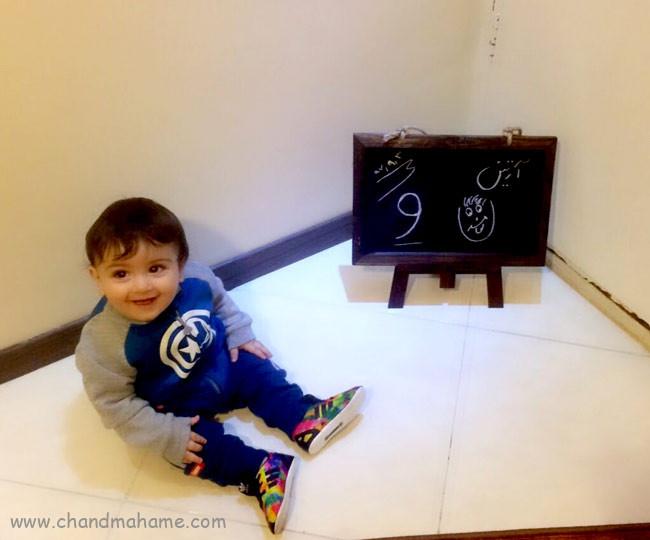 ایده عکس از نوزاد پسر در مدل های شیک - چندماهمه