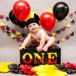 ساخت تم تولد کودک در منزل با تزیینات ساده - چندماهمه