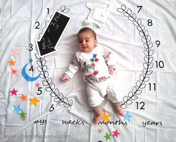تم عکس نوزاد در ماه رمضان - چندماهمه