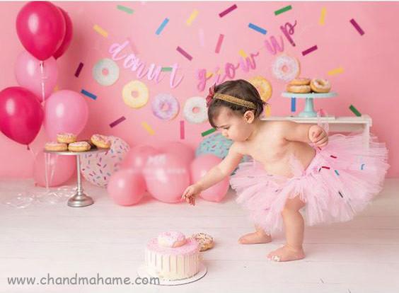 تم تولد کودک با تم تابستانی مدل بستنی (1)