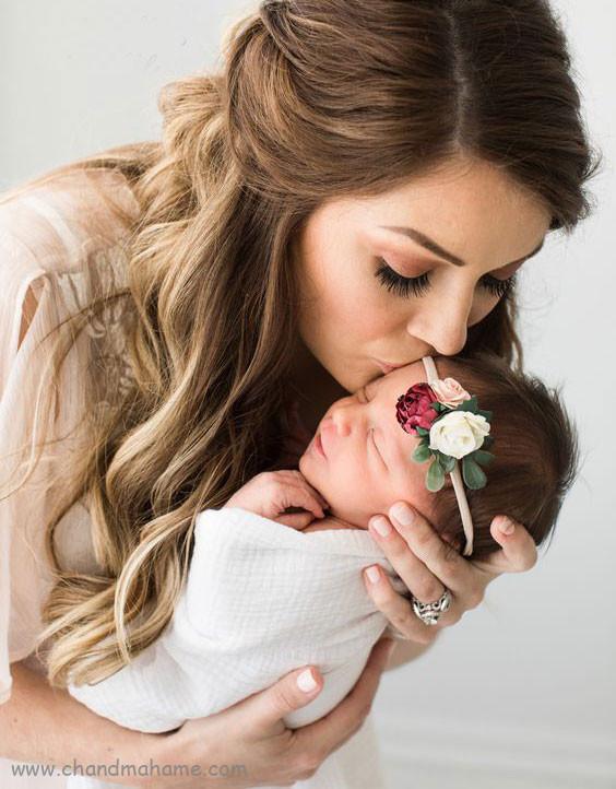 عکس پروفایل مادر دختری