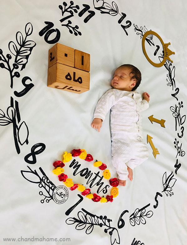 عکاسی-نوزاد-با-گوشی