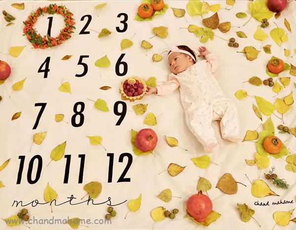 عکس-پاییزه-نوزاد