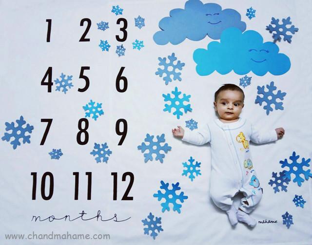 ایده-عکس-زمستانی-نوزاد