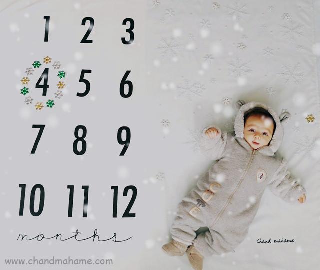 ایده-عکس-نوزاد-در-زمستان