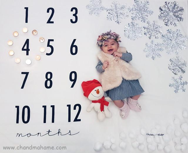 عکس-زمستانی-نوزاد