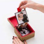 آموزش ساخت کادو ولنتاین با عکس چاپ شده - چندماهمه