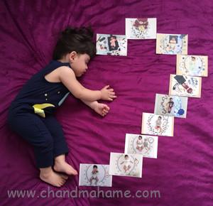 عکاسی از کودک در خانه