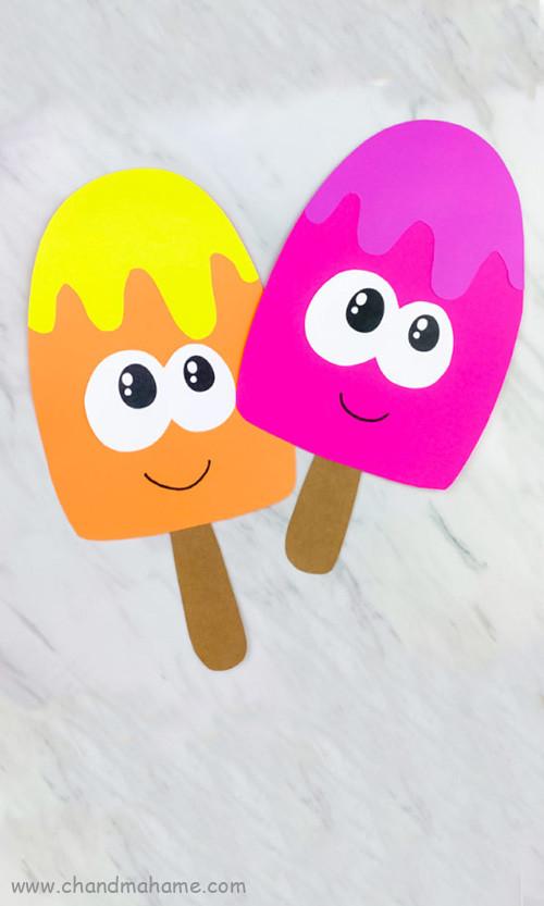 کاردستی با چوب بستنی