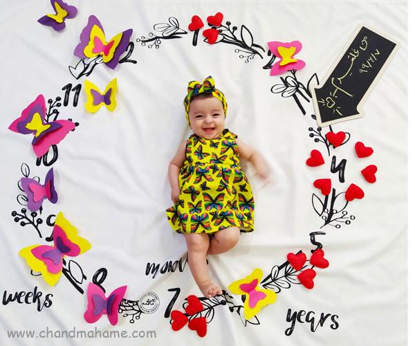 محبوبترین ایدههای عکس نوزاد