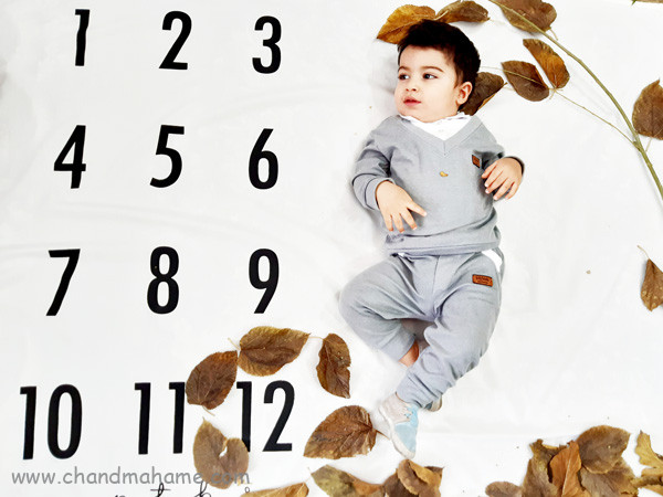 8 تم پاییزی برای عکاسی از نوزاد