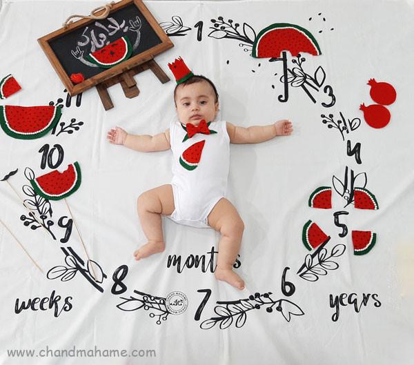 عکس یلدا نوزاد