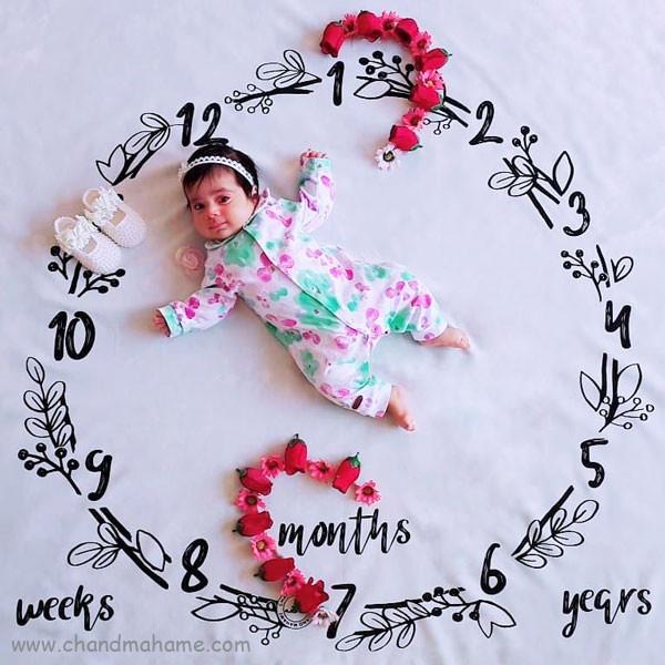 ایده عکس ولنتاین نوزاد