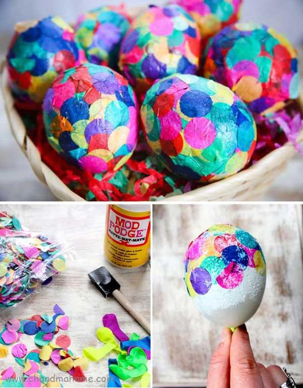 تخم مرغ رنگی نوروز 1400