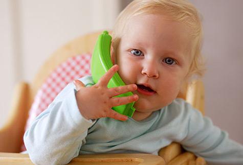 تصویر رشد نوزاد در 11 ماه و 3 هفتگی : یادگیری بیشتر در مورد زبان
