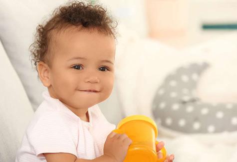 تصویر رشد نوزاد در 10 ماه و 4 هفتگی : زمان تنظیم محدودیتها