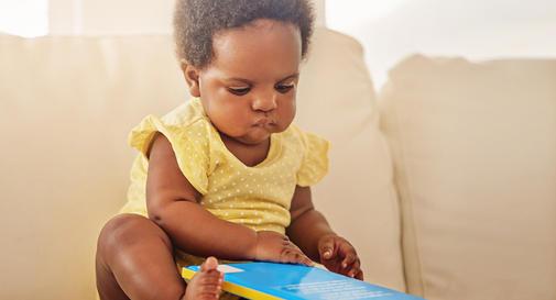 نوزاد ۱۱ ماهه شما: هفته ۲