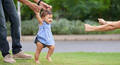 نوزاد ۱۰ ماهه شما: هفته ۲