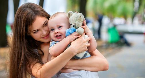 نوزاد ۶ ماهه شما: هفته ۴