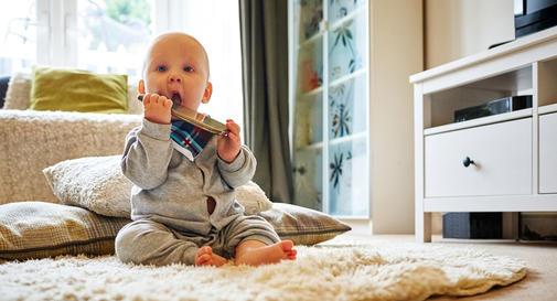 نوزاد ۷ ماهه شما: هفته ۲