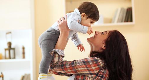 نوزاد ۹ ماهه شما: هفته ۲