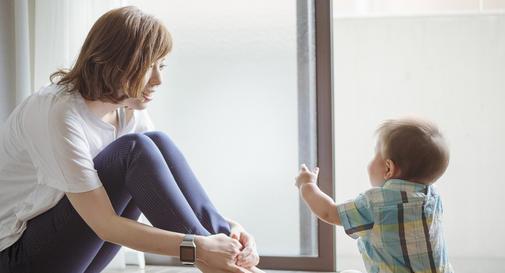 نوزاد ۸ ماهه شما: هفته ۳