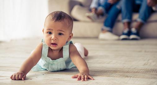 نوزاد ۸ ماهه شما: هفته ۱