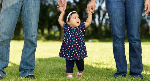 نوزاد ۸ ماهه شما: هفته ۴