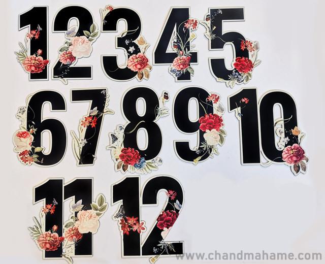 استند اعداد